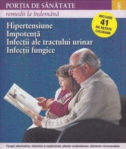 Hipertensiune. Impotenta. Infectii ale tractului urinar. Infectii fungice