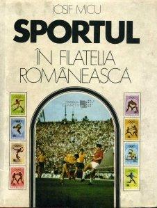 Sportul in filatelia romaneasca