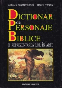 Dictionar de personaje biblice si reprezentarea lor in arte