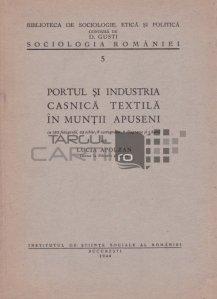 Portul si industria casnica textila in muntii Apuseni
