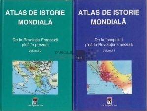 Atlas de istorie mondiala