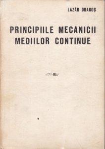 Principiile mecanicii mediilor continue