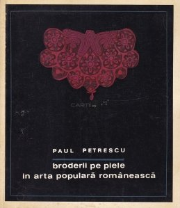 Broderii pe piele in arta populara romaneasca