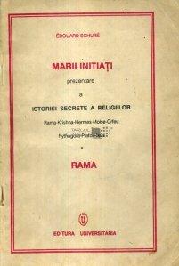 Marii initiati: prezentare a istoriei secrete a religiilor