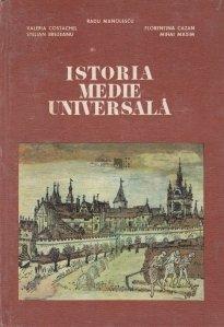 Istoria medie universala