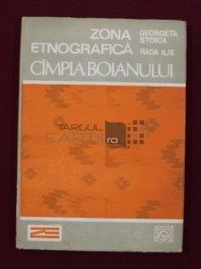 Zona etnografica Cimpia Boianului