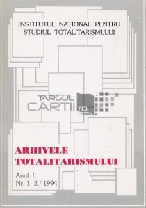 Revista institutului national pentru studiul totalitarismului