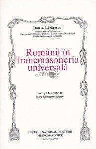 Romanii in francmasoneria universala