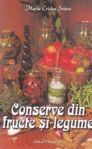 Conserve din fructe si legume