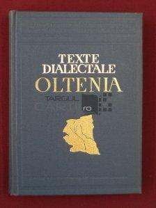 Texte Dialectale Oltenia