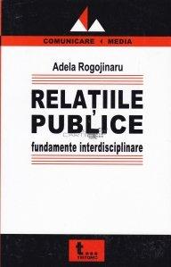 Relatiile publice - fundamente interdisciplinare