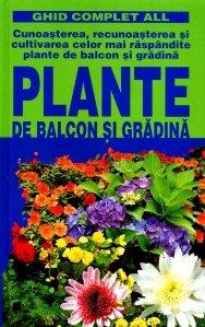 Plante de balcon si gradina