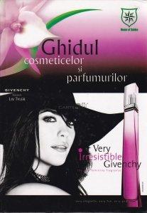 Ghidul cosmeticelor si parfumurilor