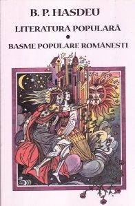 Literatura populara. Basme populare romanesti