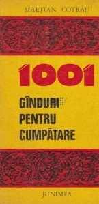 1001 ginduri pentru cumpatare