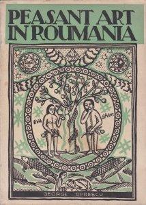 Peasant art in Roumania