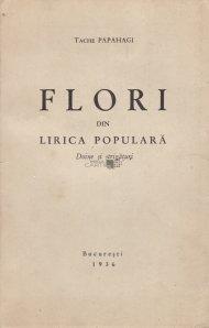 Flori din lirica populara