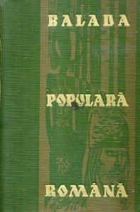 Balada populara romana