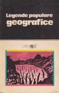 Legende populare geografice