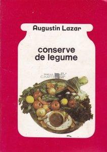 Conserve de legume