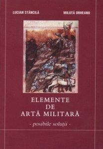Elemente de arta militara