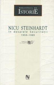 Nicu Steinhardt in dosarele securitatii