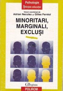 Minoritari, marginali, exclusi