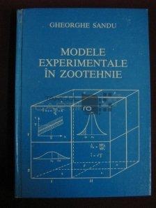 Modele experimentale in zootehnie