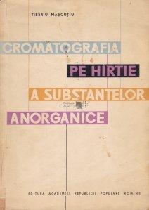 Cromatografia pe hirtie a substantelor anorganice