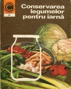 Conservarea legumelor pentru iarna