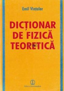 Dictionar de fizica teoretica