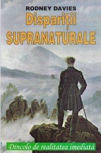 Disparitii supranaturale