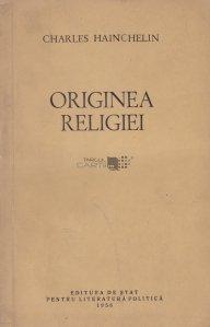 Originea religiei