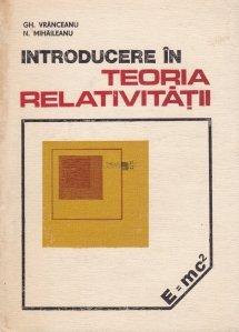 Introducere in teoria relativitatii
