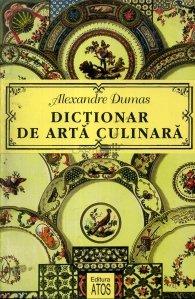 Dictionar de arta culinara