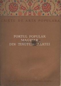 Portul popular maghiar din tinutul Calatei
