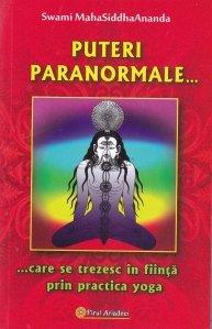 Puteri paranormale... care se trezesc in fiinta prin practica yoga