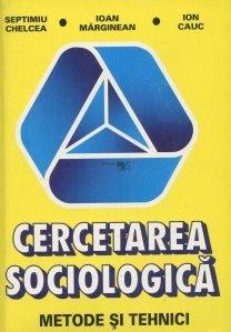 Cercetarea sociologica