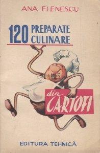 120 preparate culinare din cartofi