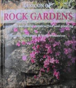 Lexicon of Rock gardens / Pietre pentru gradina