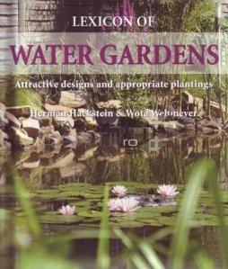 Lexicon of water gardens / Lexicon al gradinilor acvatice