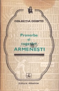 Proverbe si cugetari armenesti