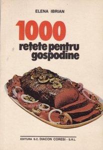 1000 retete pentru gospodine