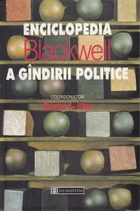 Enciclopedia Blackwell a gindirii politice