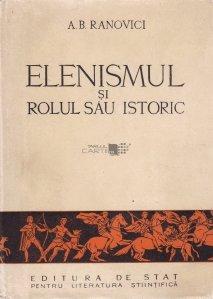 Elenismul si rolul sau istoric