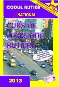 Curs de legislatie rutiera 2013