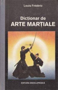 Dictionar de arte martiale