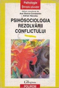 Psihosociologia Rezolvarii Conflictului