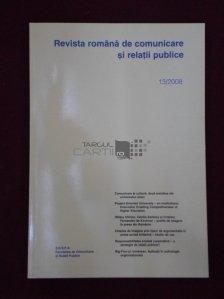 Revista romana de comunicare si relatii publice