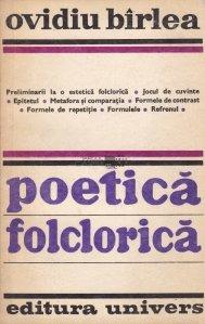 Poetica folclorica